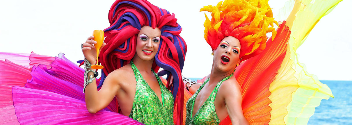 Sitges Pride Parade