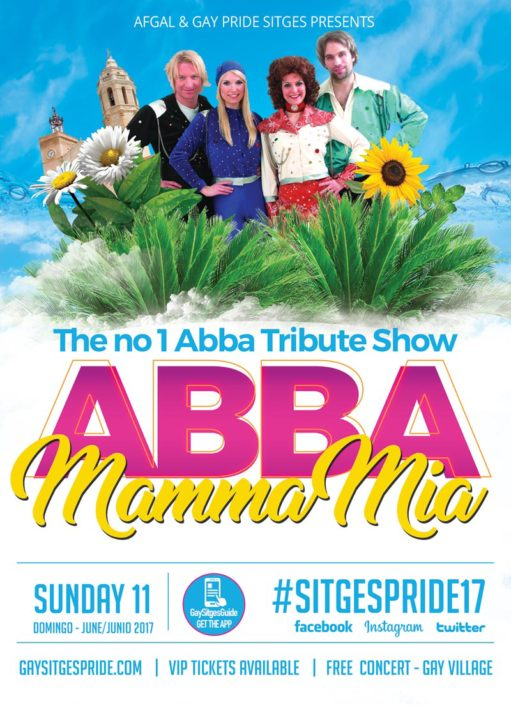 Abba Show Sitges Pride