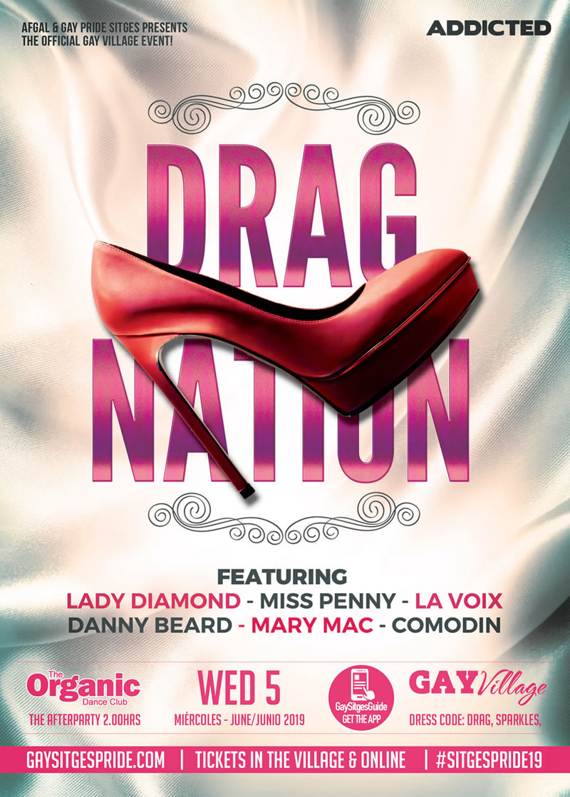 Drag Nation Sitges