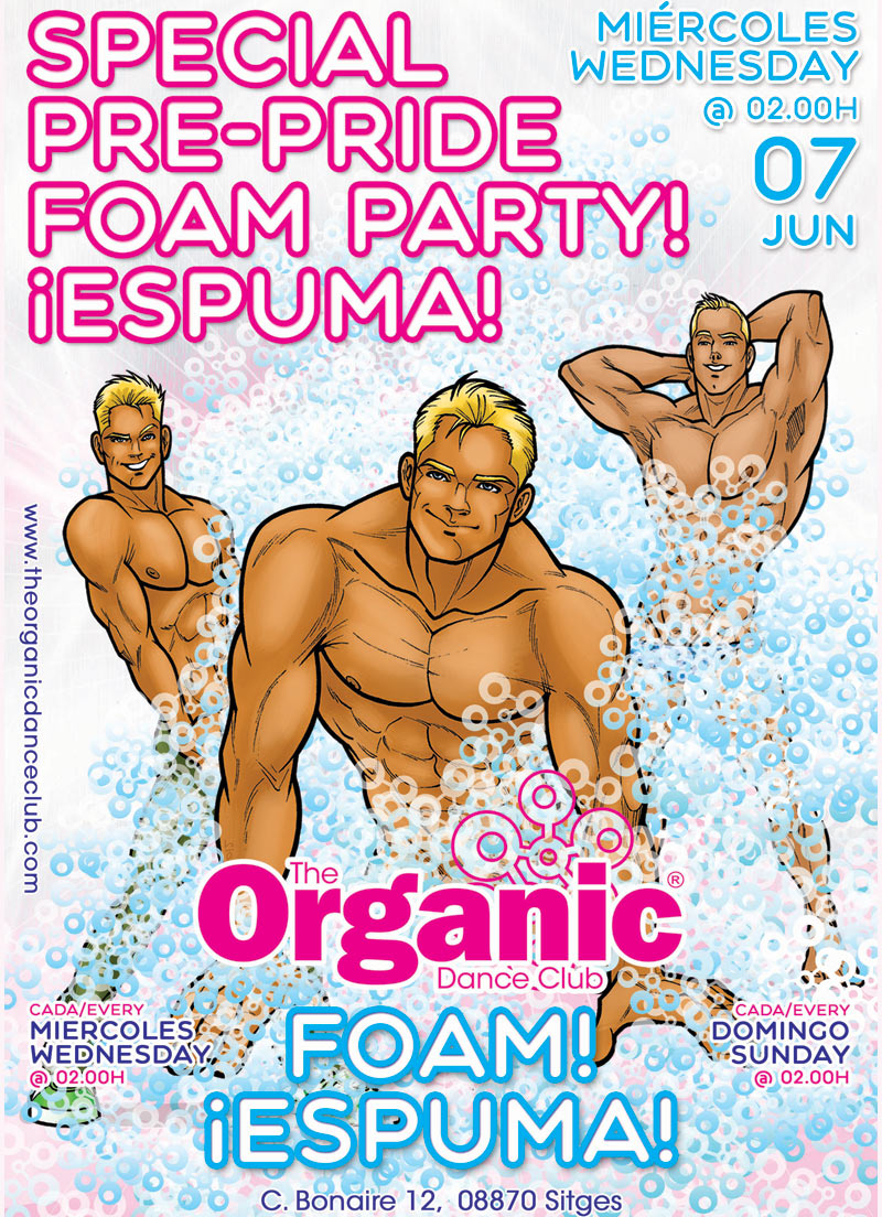 Foam Pre Party 2017