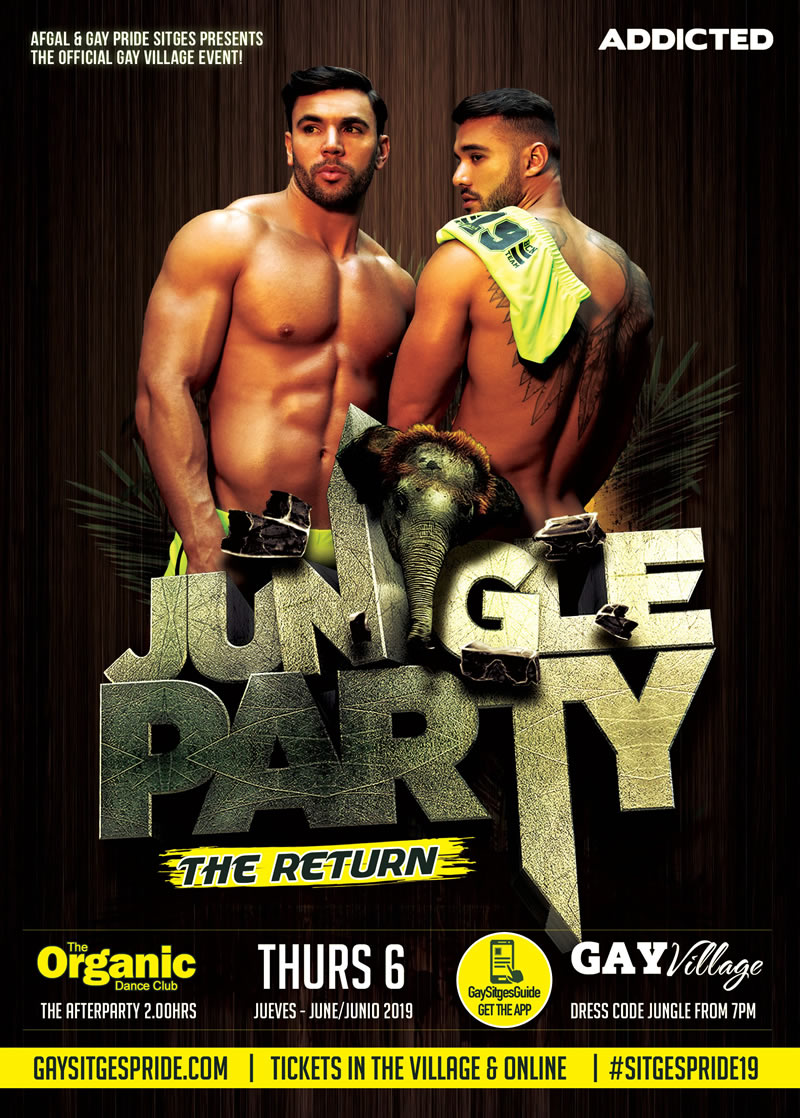 The Jungle Party