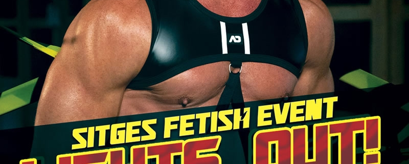 Lights out party Sitges Pride