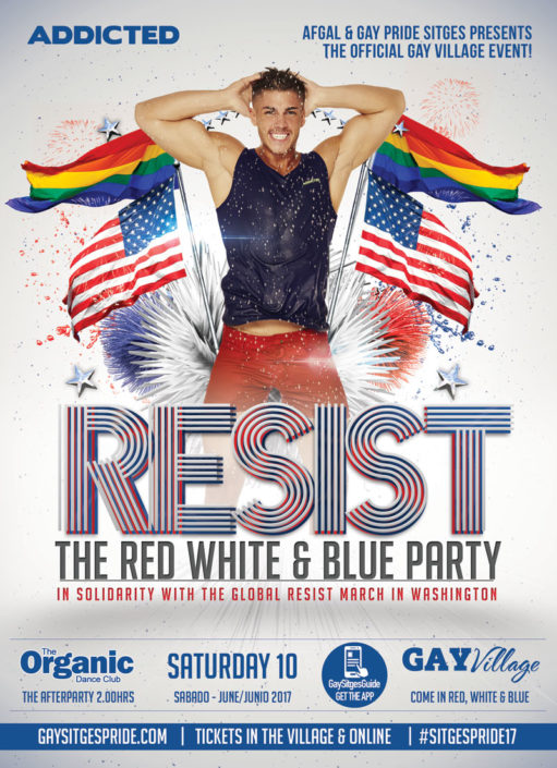 Resist Party - Saturday