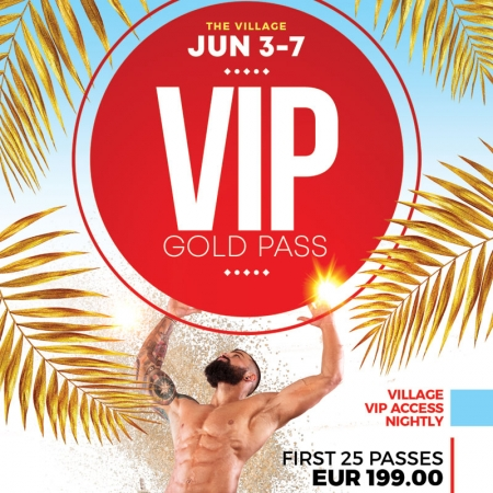 Sitges Pride 2020 VIP Pass