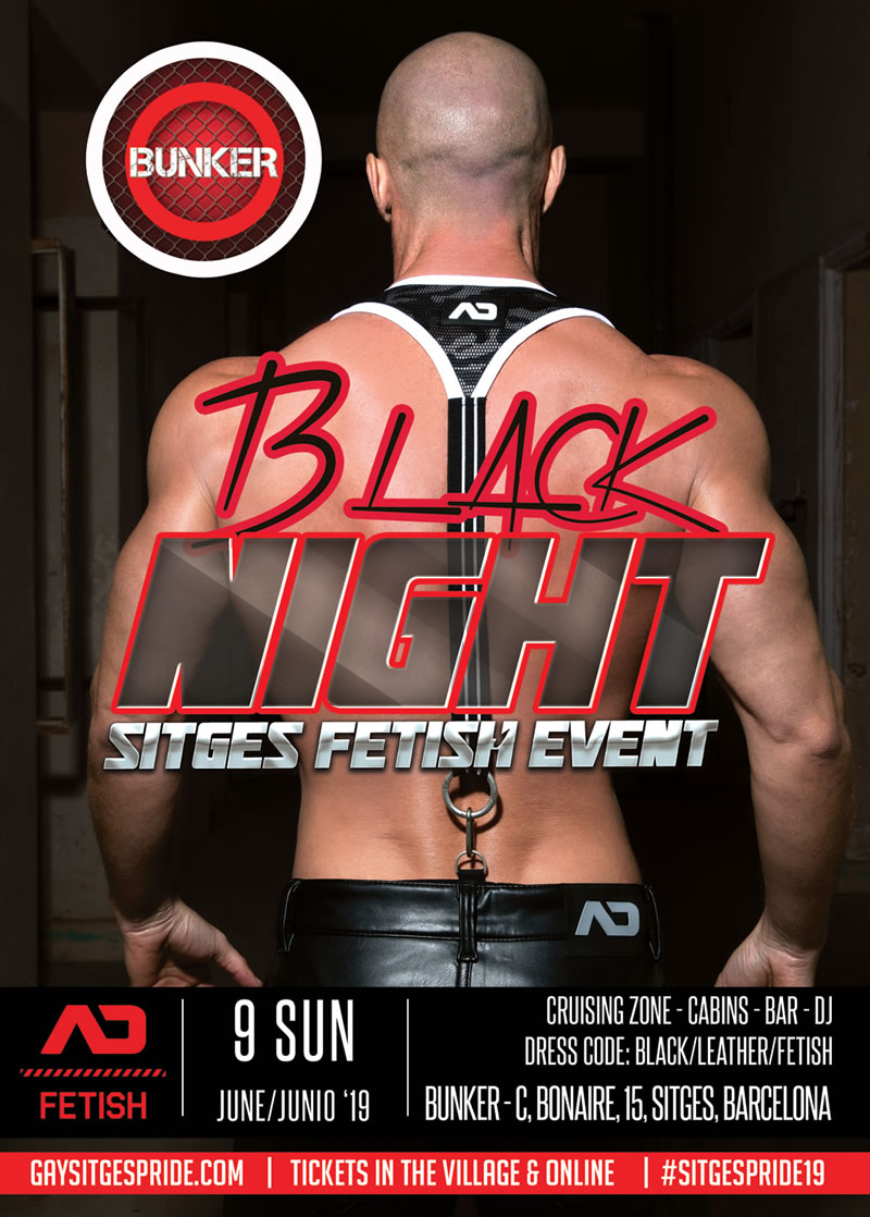 The Black Night Sitges