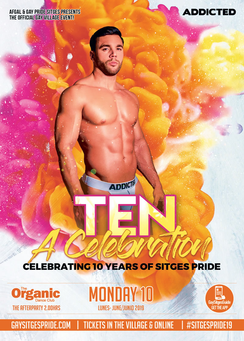 TEN - The Official Pride Birthday Party