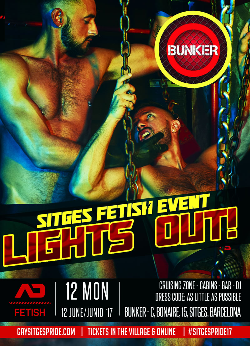 Lights Out Sitges Pride