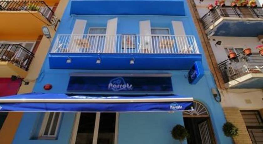Parrots Hotel Sitges