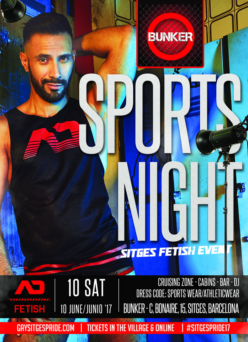 Sports Night Sitges Pride